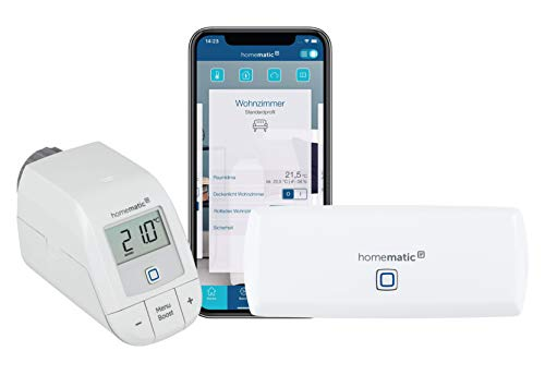Homematic IP WLAN Access Point + Heizkörperthermostat – basic