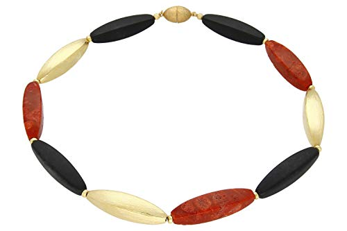 SCHAUM-KORALLE Stretch Armband Gummizug