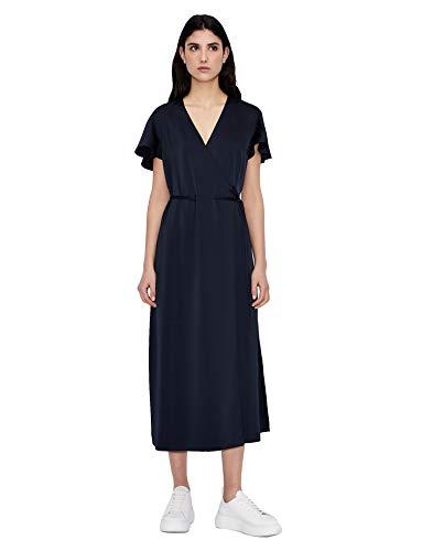 Armani Exchange Blueberry Jelly Business Casual Dress Robe-Style habillé, décontracté, Unique Grande Taille Femme