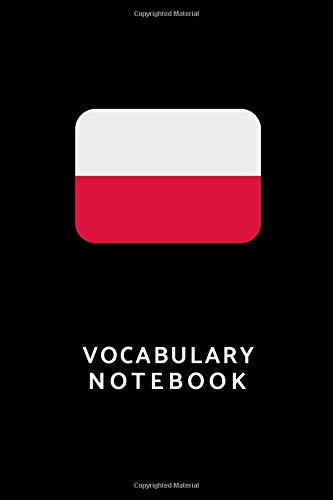 Vocabulary Notebook: Polish , 6
