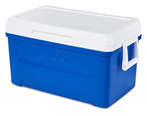 IGLOO Outdoor Laguna 48 Kühlbox, Blau, 45 Liter