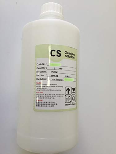 Cleaning Solution ECO Solvent Based for ECO Solvent Ink 1 Liter