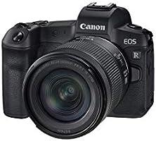 Canon EOS R pełnoklatkowy aparat systemowy - z obiektywem RF 24-105mm F4-7.1 IS STM (bezlusterkowy, 30,3 MP, 8,01 cm...