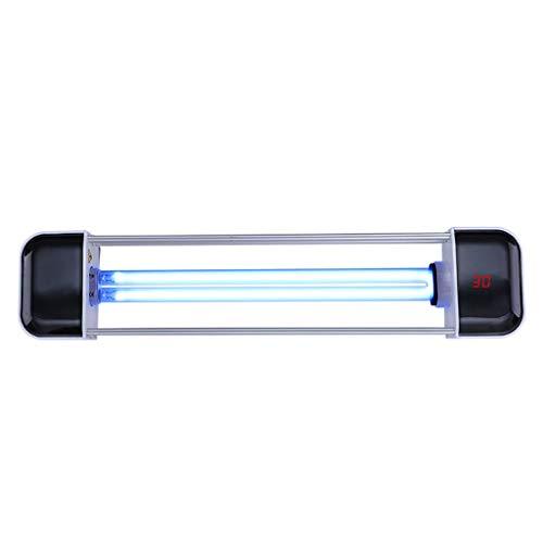 Lampe de désinfection UV Lampe Germicide Murale à Usage Domestique en Plus du Tube à lumière ultraviolette Lampe à stérilisation Suspendue Tube à ultraviolets Le Repas de bébé