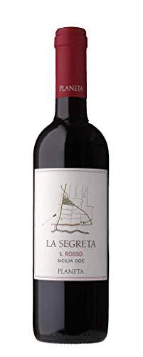 Rotwein La Segreta Il Rosso Sicilia D.O.C. 12 x 0,750 l. - Planeta
