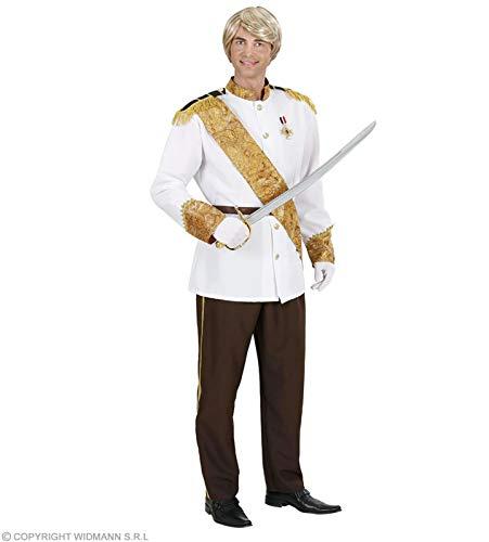 WIDMANN Costume Principe di Cenerentola Uomo Tg.S 73861