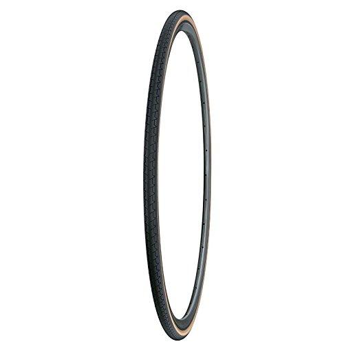 Fahrradreifen durchscheinend/schwarz dynamic classic 700x20