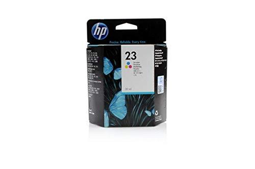 HP - Hewlett Packard (23 / C 1823 DE) - original - Printhead cyan, magenta, yellow - 690 Pages - 30ml