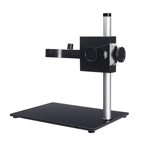 MASUNN Pro Digitale Microscoop Vergrootglas Houder Stand 180mm Hoogte Verstelbare Focus 33mm