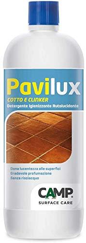 Camp PAVILUX COTTO, Detergente igienizzante per pavimenti in cotto