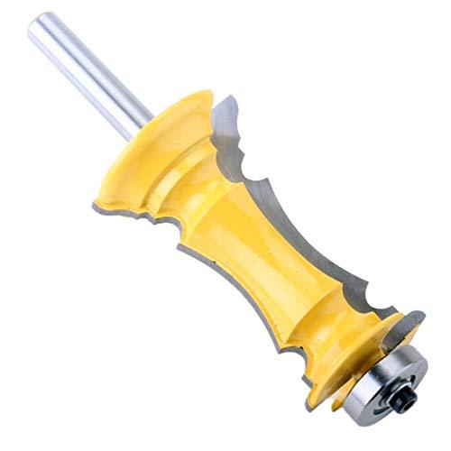 12,7mm Schaftfräser Formfräser aus Hartmetall Holzschneidewerkzeug A