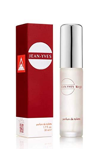 Milton Lloyd Perfumes para mujer - Jean Yves To Go Parfum de Toilette - Exótico, Sensual y Picante - Larga duración - 50 ml PDT