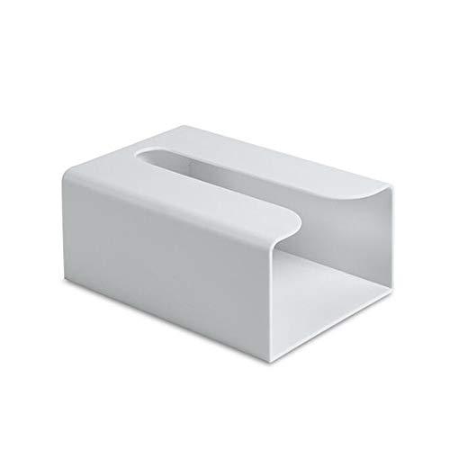 wuchenmin Soporte de Papel higiénico sin Costuras montado en la Pared, Soporte de Toallas de Papel doméstico, Soporte de Papel higiénico plástico, Soporte de Toallas Papel Debajo del gabinete