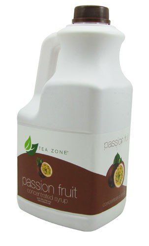 Apex Teazone Passion Fruit Syrup [Bubble Tea Syrup]
