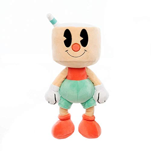 Funko Plush: Cuphead - Puphead Collectible Figure, Multicolor