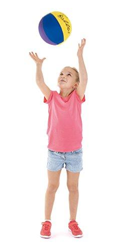 Sort Fit BALLOS FARBIG Ballon Schutzhülle für Luftballons, Kinder Ball Toys, Stoff Ball, Kunststoff Ball