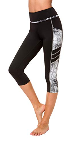 Sugar Pocket Sporthose Damen Yoga Hosen Training Laufende Leggings S