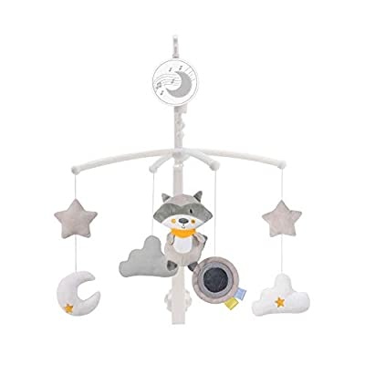 Amazon - 30% Off on Wind-Up Baby Musical Crib Mobile