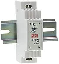 MeanWell DR-15-12 15W 12V 1.25A Din-Rail Power Supply 100-240VAC-DC12V