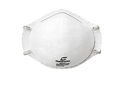 Gateway Safety TruAir Vented N95 Particulate Respirator