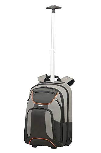 "SAMSONITE Kleur - Wheeled Backpack for 17.3"" Laptop 2 KG Mochila Tipo Casual, 48 cm, 25 Liters, Gris (Grey/Anthracite)"
