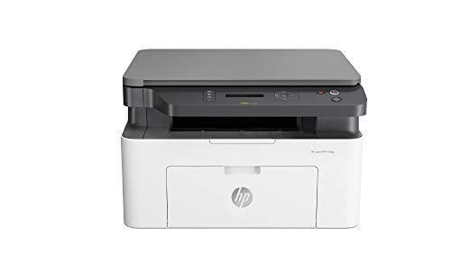 HP Laser 135ag Laser-Multifunktionsdrucker (Laserdrucker, Kopierer, Scanner, USB)