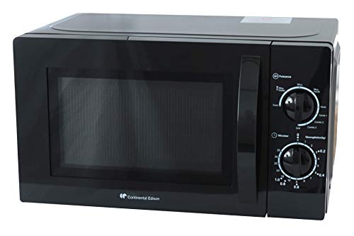Preisvergleich Produktbild CONTINENTAL-EDISON MO20GRILB Micro-ondes Grill 20L Noir