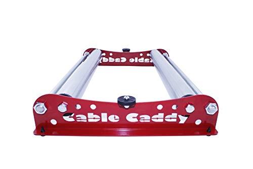 Kabelabroller, Kabelabwickler: Cable Caddy für Rollen bis 510 mm - mehrere Farben (rot)