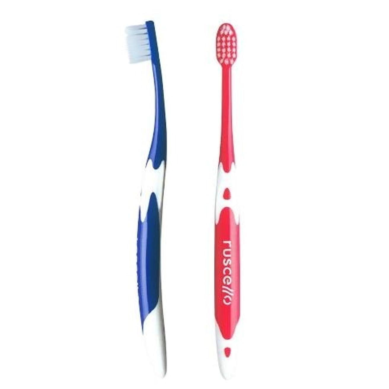 偽造面倒見分けるジーシー(GC)ルシェロI-20歯ブラシ インプラント 5本