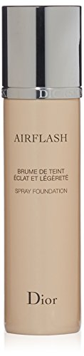 DiorSkin Airflash Spray Foundation # 200 Light Beige by Christian Dior for Women - 2.3 oz Spray Foundation