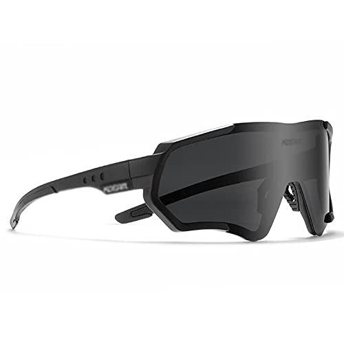 B-yun Gafas De Sol Deportivas Tr90 Gafas De Ciclismo Al Aire Libre para Hombres Y Gafas De Sol Polarizadas para Mujeres Y para Pesca Al Aire Libre Y Montañismo(Color:A2)