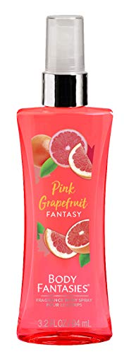 Body Fantasies Body fantasies funkelnde rosa pampelmuse duftendes körperspray 94ml