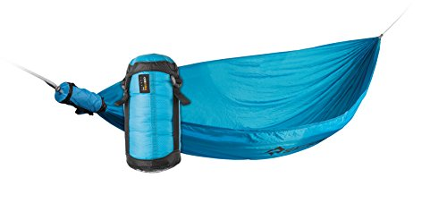 Sea to Summit Pro Hammock Single - Blue - For Travel & Camping - Lightweight & Compact