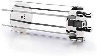 Napoleon 64008 Kebab Wheel BBQ Grill Rotisserie Accessory Stainless Steel product image