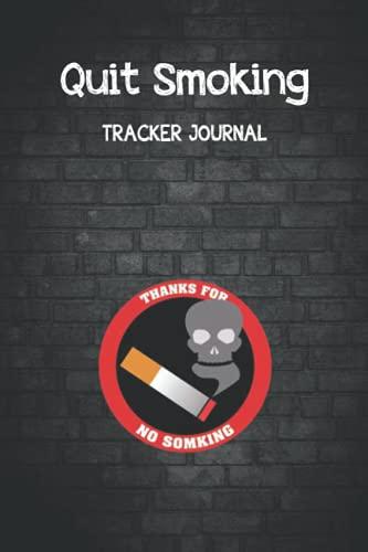 Quit Smoking Tracker Journal: Quit Smoking Gift Ideas For Men