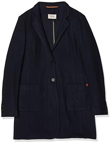 Camel Active Womenswear Damen 2527 Anzugjacke, Blau (Navy 43), (Herstellergröße:42)