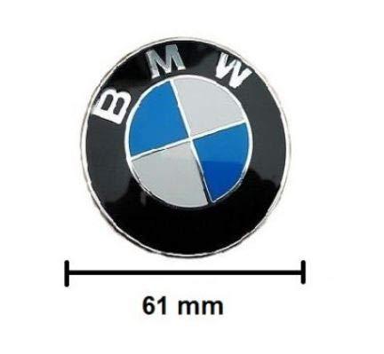 BMW Original Emblem Logo Heckklappe für E46 Cabrio