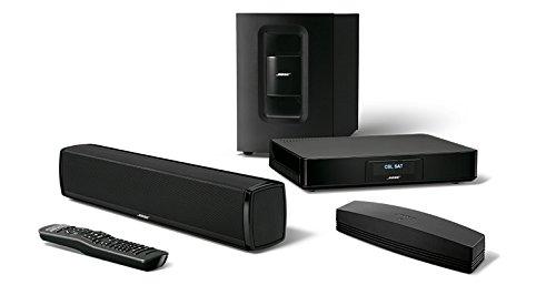 Bose SoundTouch 120 Système Home cinéma Noir