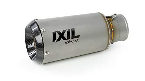 Motorize-IXIL RC - Terminale in acciaio INOX, adatto per Suzuki GSX 1000 R, 17-19