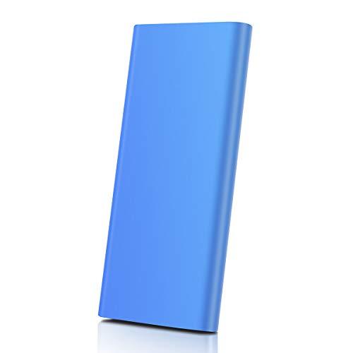 Carcasa para Disco Duro Externo Color Azul Carcasa para Disco Duro Externo