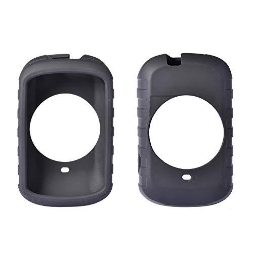Custodia di Protezione per Garmin Edge 830 Soft Silicone Shell Shuffproof Screen Protector Borsa per Il Dispositivo di Navigazione Garmin