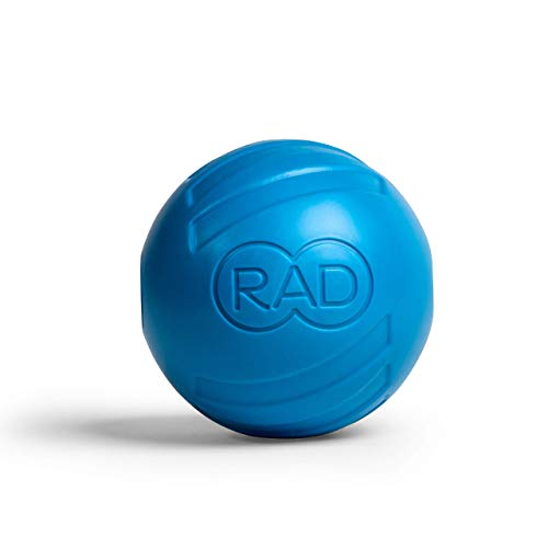 Buy RAD Atom I High Density Massage Ball for Pecs, Shoulders, Glutes, Hamstrings, Quads and Traps Se...