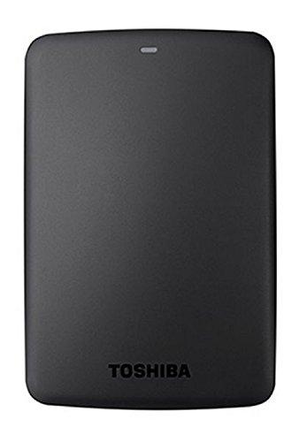 Toshiba Canvio Basic 1TB 3.0(3.1Gen 1) 1000GB nero