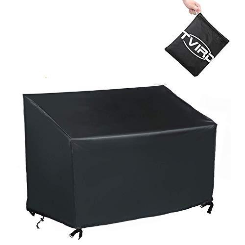 Tvird Abdeckung Schutzhülle für Bänke 2-Sitzer Bankabdeckung Gartenbankabdeckung