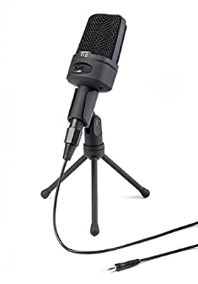 Tie Studio Broadcast Condenser Microphone + Tripod +