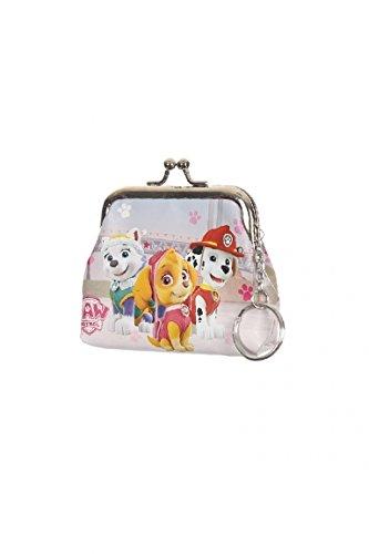 Paw Patrol- portemonnee/muntzakje/portemonnee voor meisjes met hanger