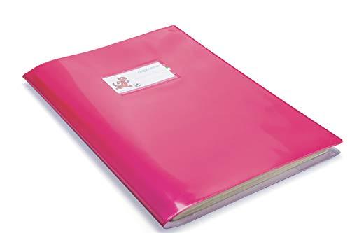 Copertina Quaderno A4 Fucsia