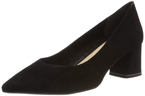 Tamaris Damen 1-1-22413-22 Pumps, Schwarz (Black 1), 39 EU