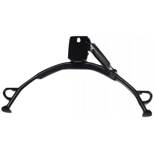 Gazelle dubbele standaard voor Cabby fiets staal zwart