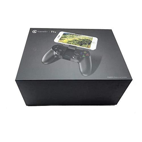 GameSir T1d Gamepad Fernbedienung Schwarz Joystick Controller kompatibel mit DJI Tello Drohne EDU Drohne